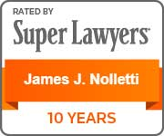 Super Lawyers, James Nolletti